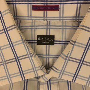 Paul Smith Long Sleeved Button down Shirt